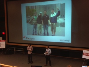 Redspin Inc.'s Start-up Week Presentation