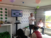"Stuart Sullivan-Martin, Global Strategy Officer, MEC UK describes ""Momentum"" in MEC's Cabana No. 5"