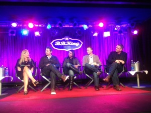"Pandora SVP Strategic Solutions Heidi Browning moderates ""Building the Sounds of Your Brand"""
