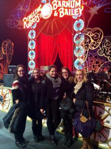 DGC goes to the Ringling Bros. and Barnum & Bailey Circus!
