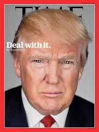 donald time magazine